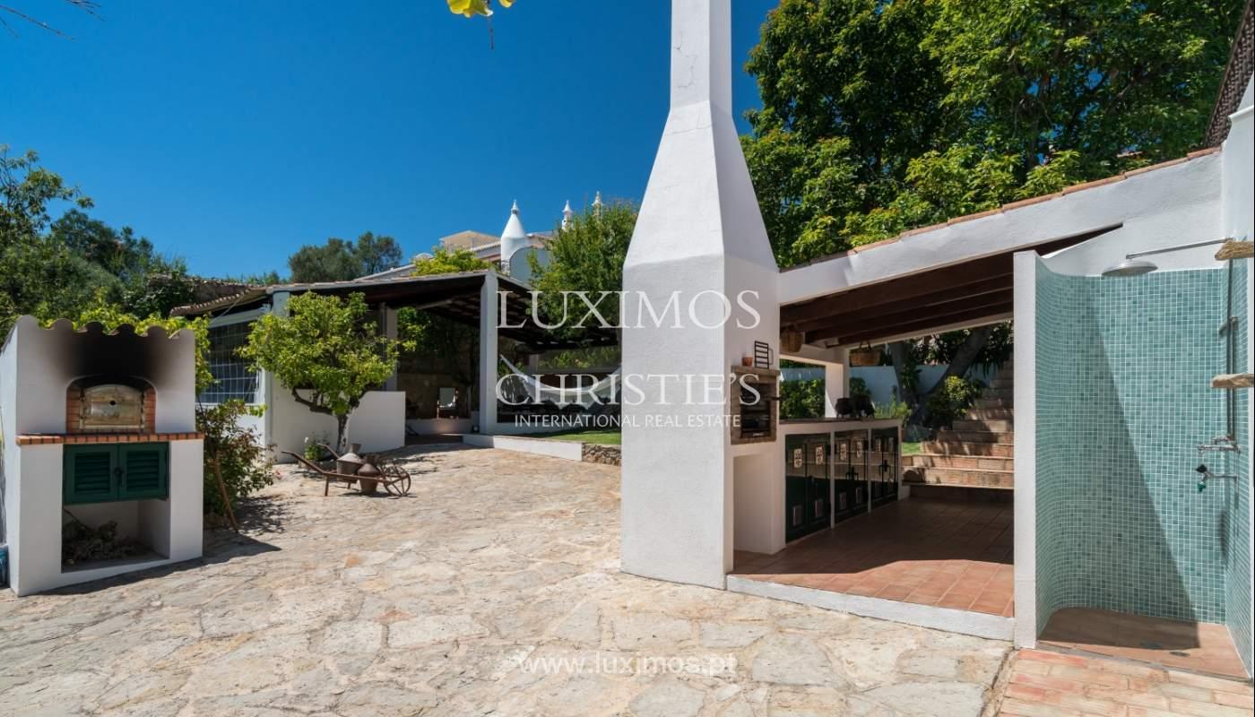 Venta de villa con piscina y jardín, S. Brás Alportel, Algarve, Portugal_142888
