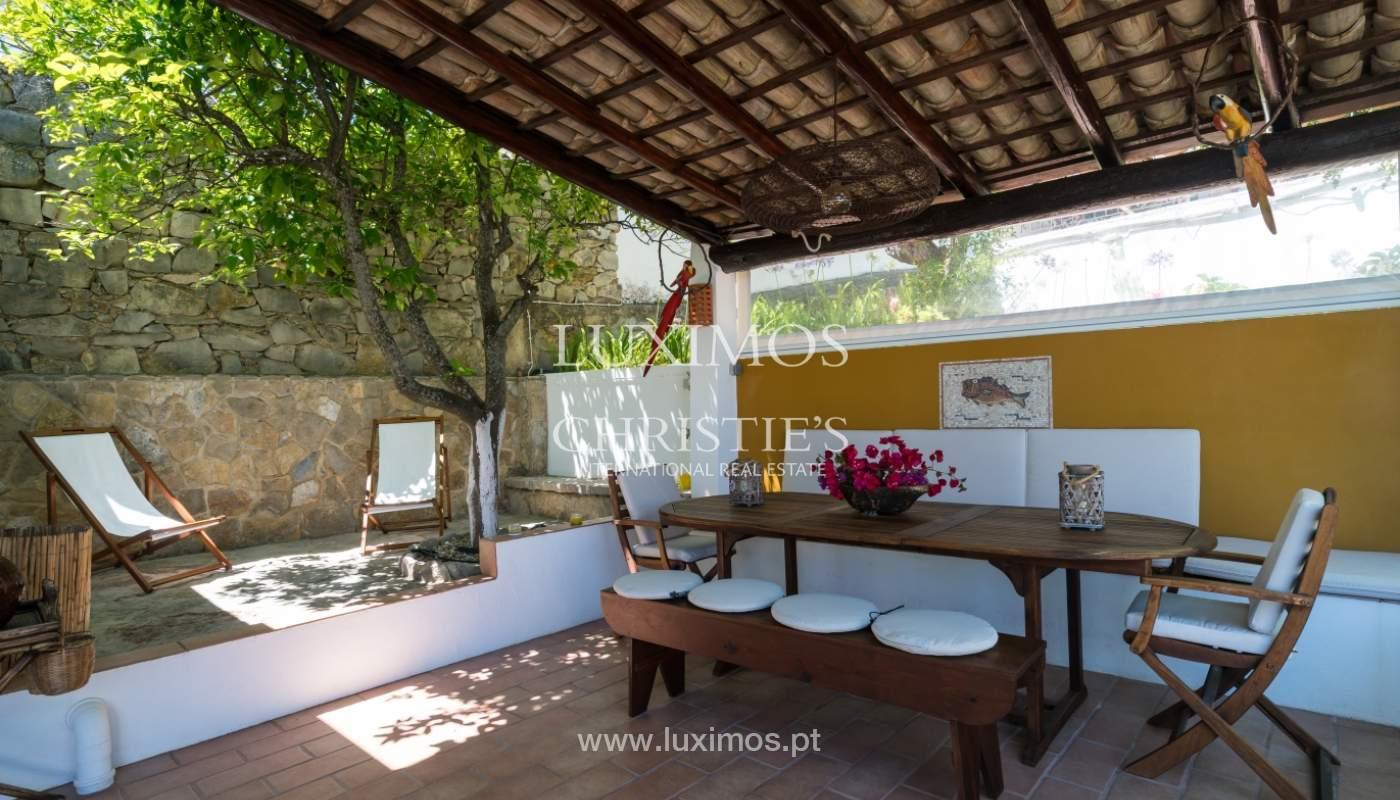 Venta de villa con piscina y jardín, S. Brás Alportel, Algarve, Portugal_142891