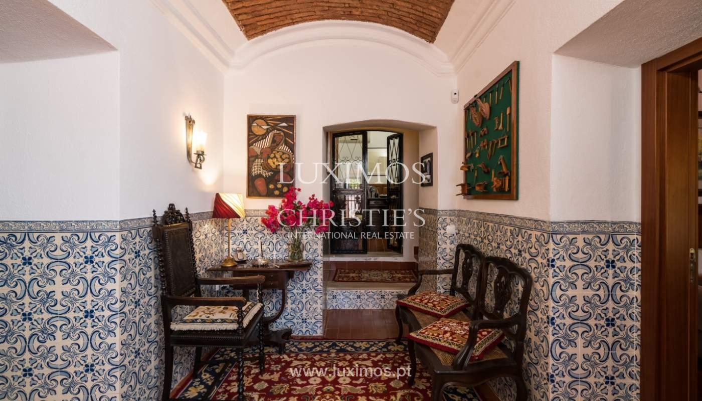 Venta de villa con piscina y jardín, S. Brás Alportel, Algarve, Portugal_142912