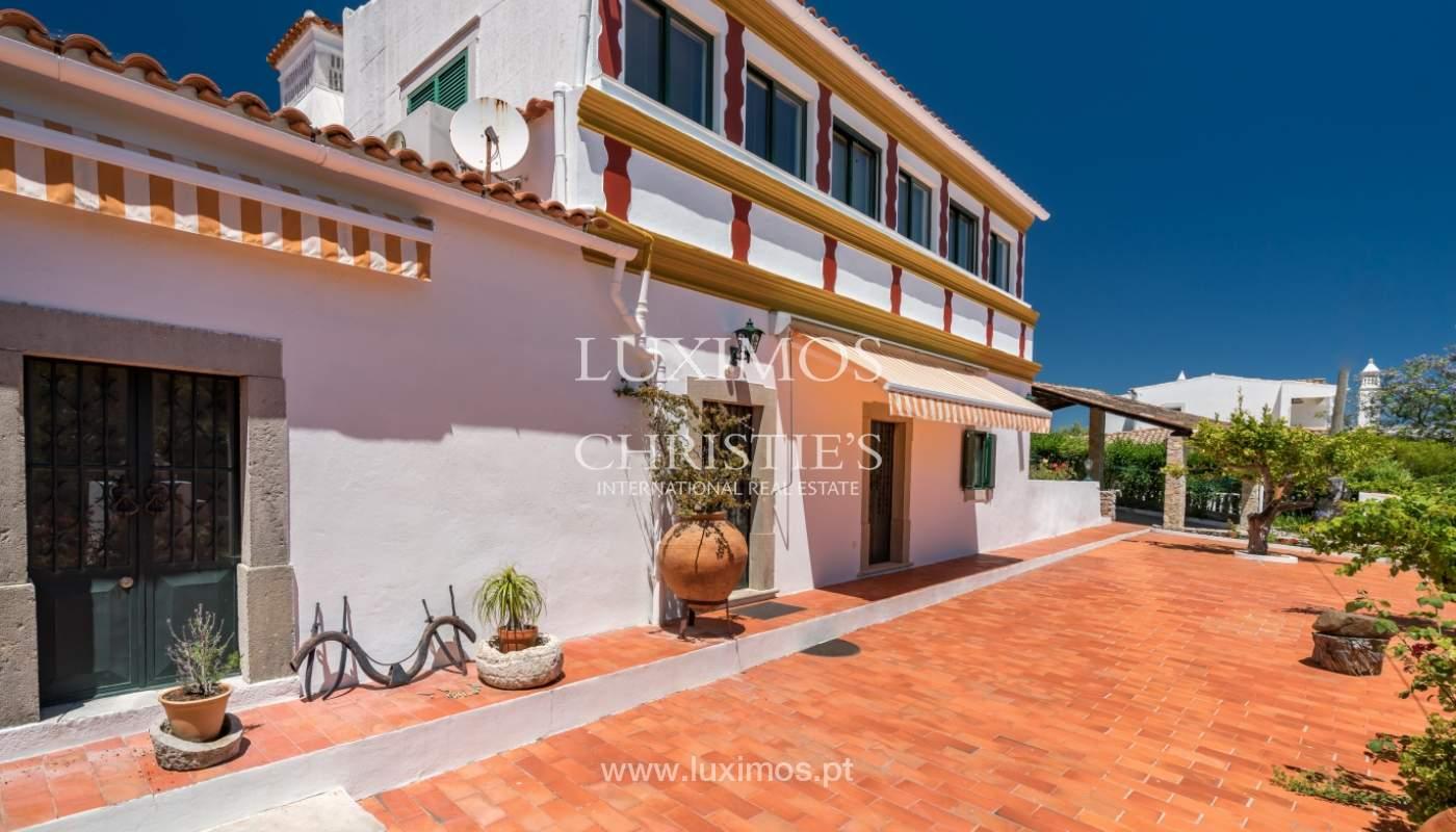Venta de villa con piscina y jardín, S. Brás Alportel, Algarve, Portugal_142928