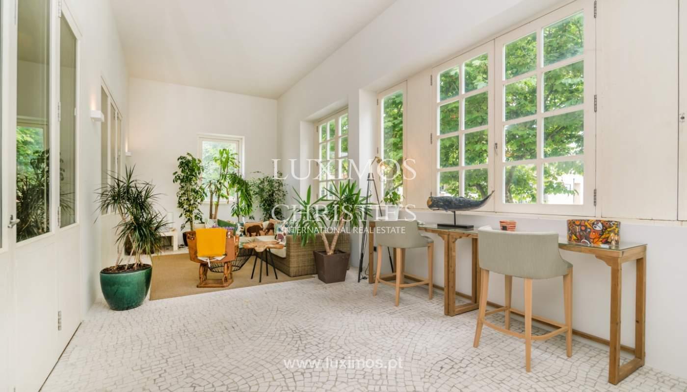 Apartamento, en venta, con jardín de invierno, Vila Nova Gaia, Portugal_142978
