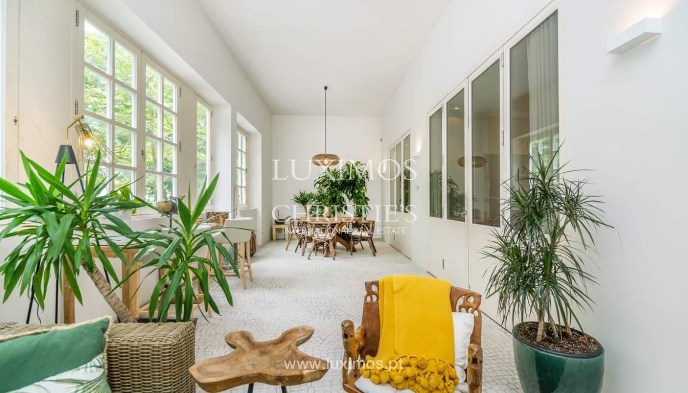 Apartamento, en venta, con jardín de invierno, Vila Nova Gaia, Portugal_142980