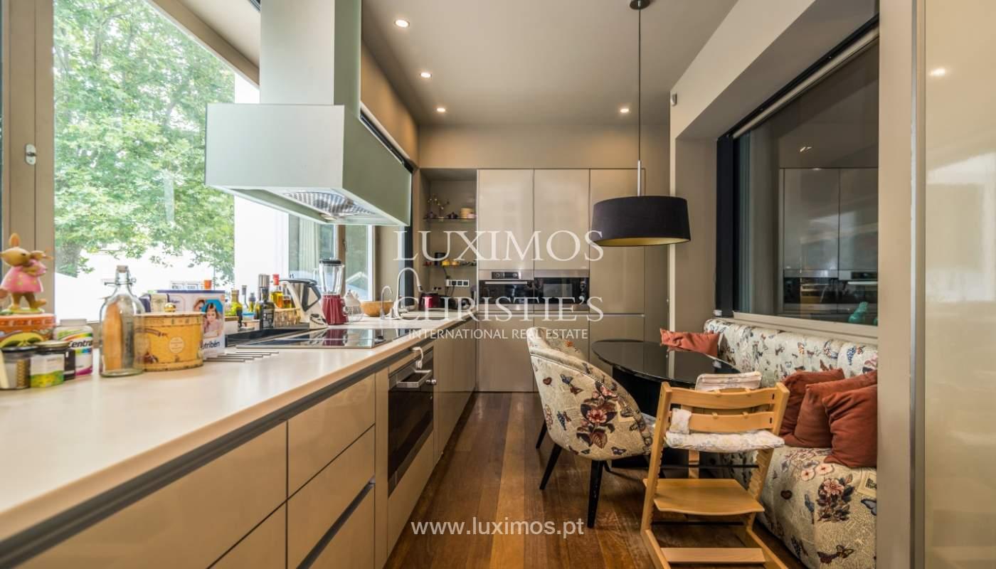 Apartamento, en venta, con jardín de invierno, Vila Nova Gaia, Portugal_142991