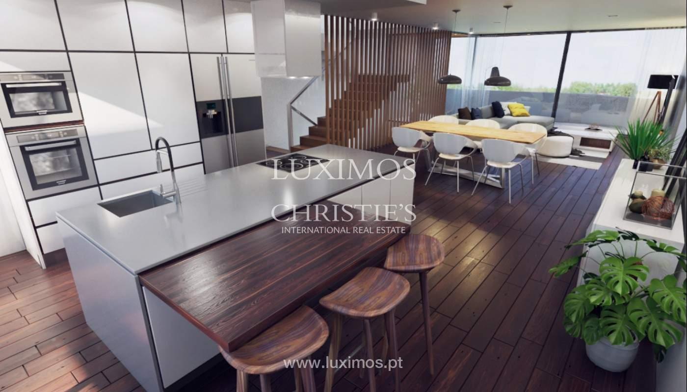 Moradia de luxo, em construção, para venda, em Matosinhos_143047