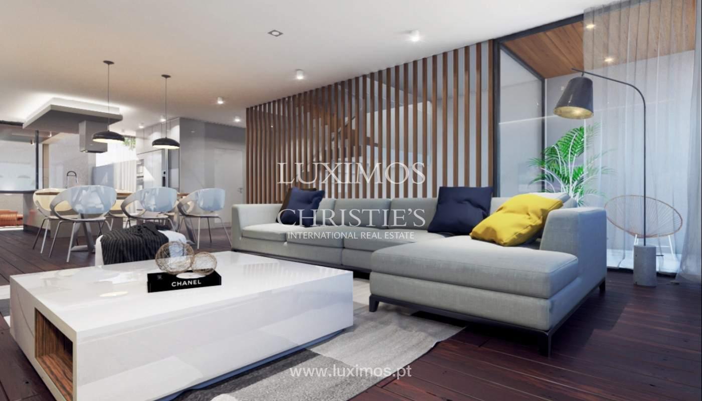 Moradia de luxo, em construção, para venda, em Matosinhos_143048
