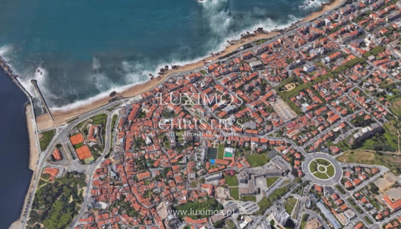 Villa individuelle avec terrasse, à vendre,  Foz Douro, Porto,Portugal_143171