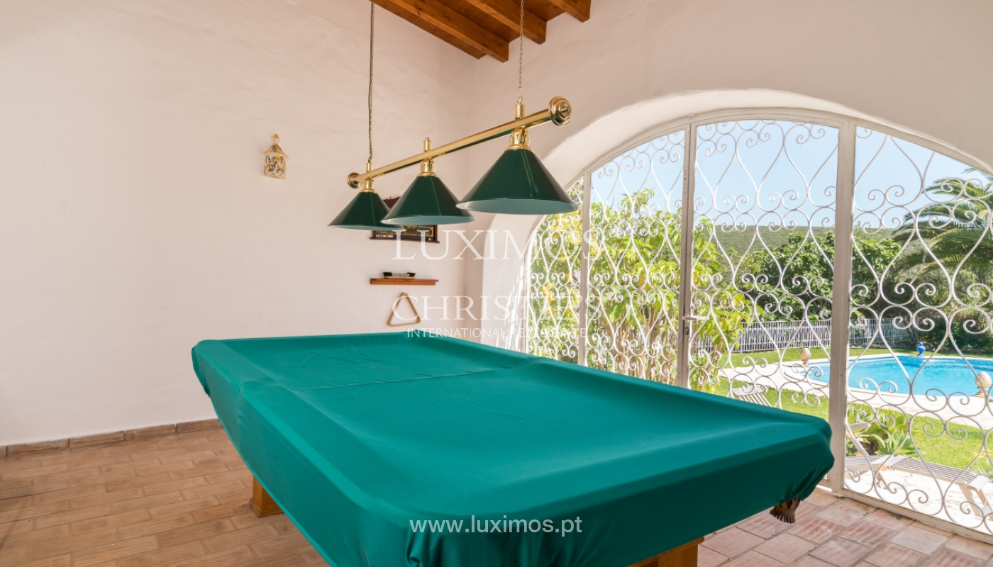 5 Bedroom single level Villa in Loulé_143279