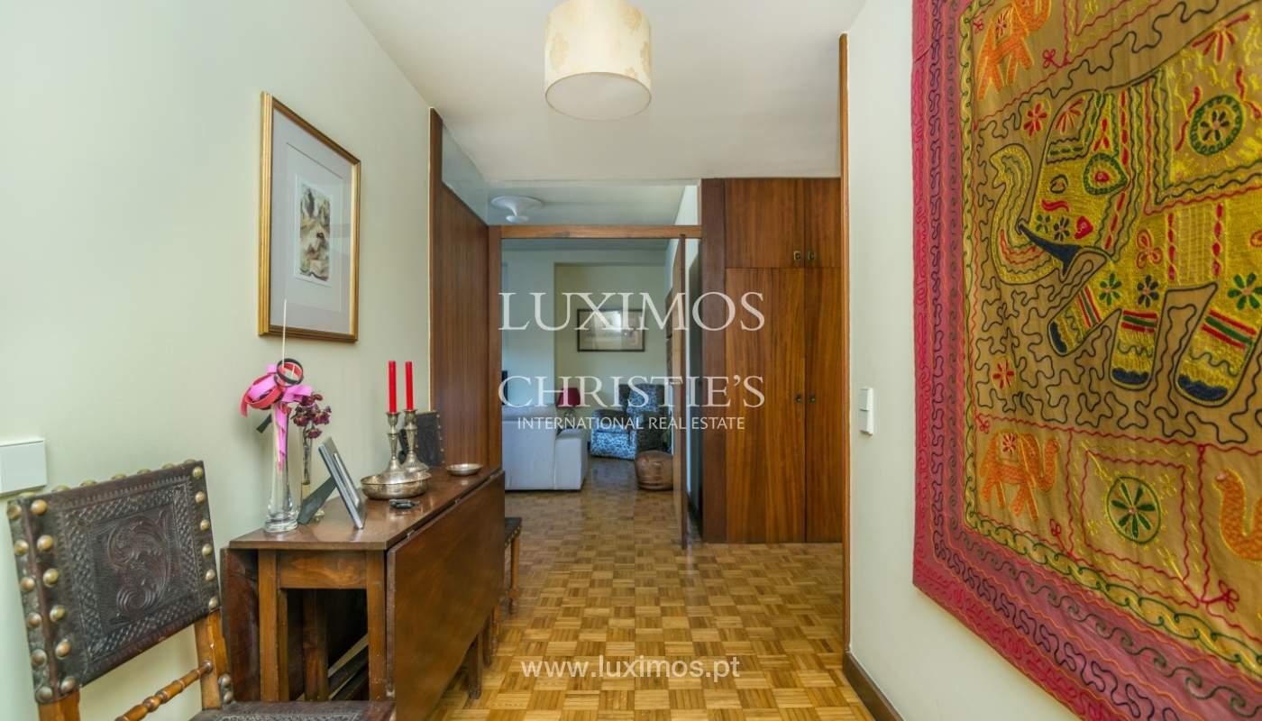 Apartamento con balcón, pata alquilar, en Ramalde, Porto, Portugal_143323
