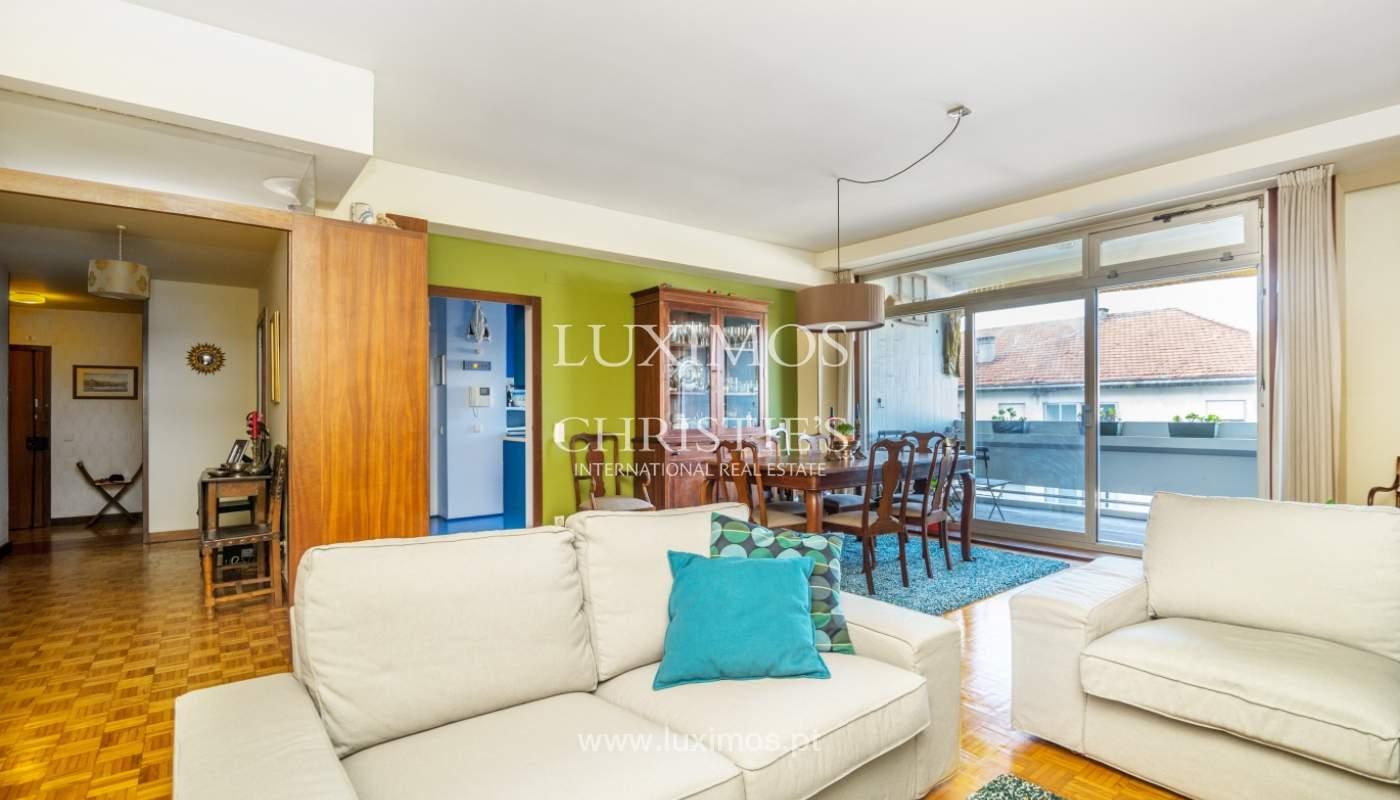 Apartamento con balcón, pata alquilar, en Ramalde, Porto, Portugal_143329