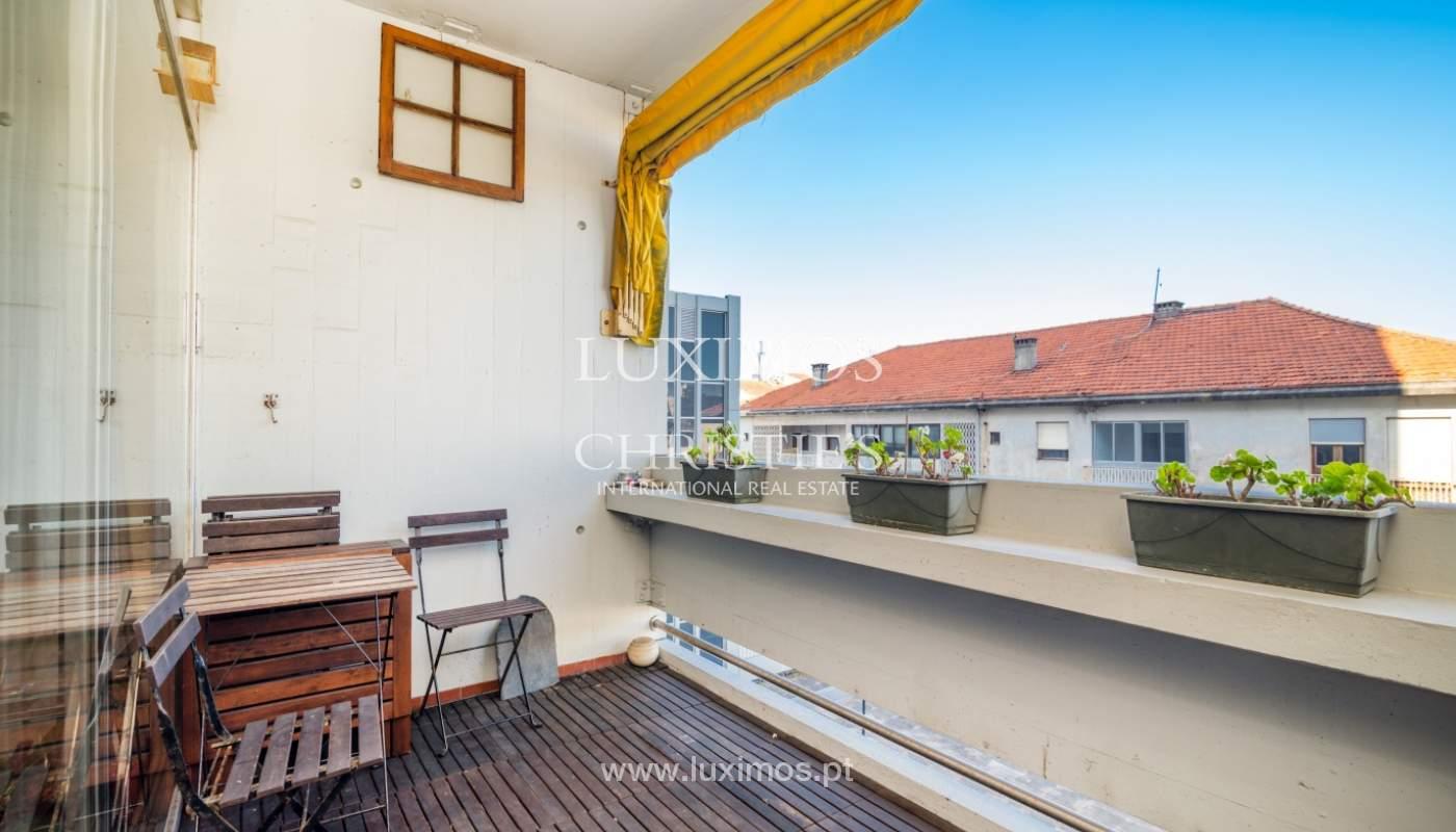 Apartamento con balcón, pata alquilar, en Ramalde, Porto, Portugal_143330