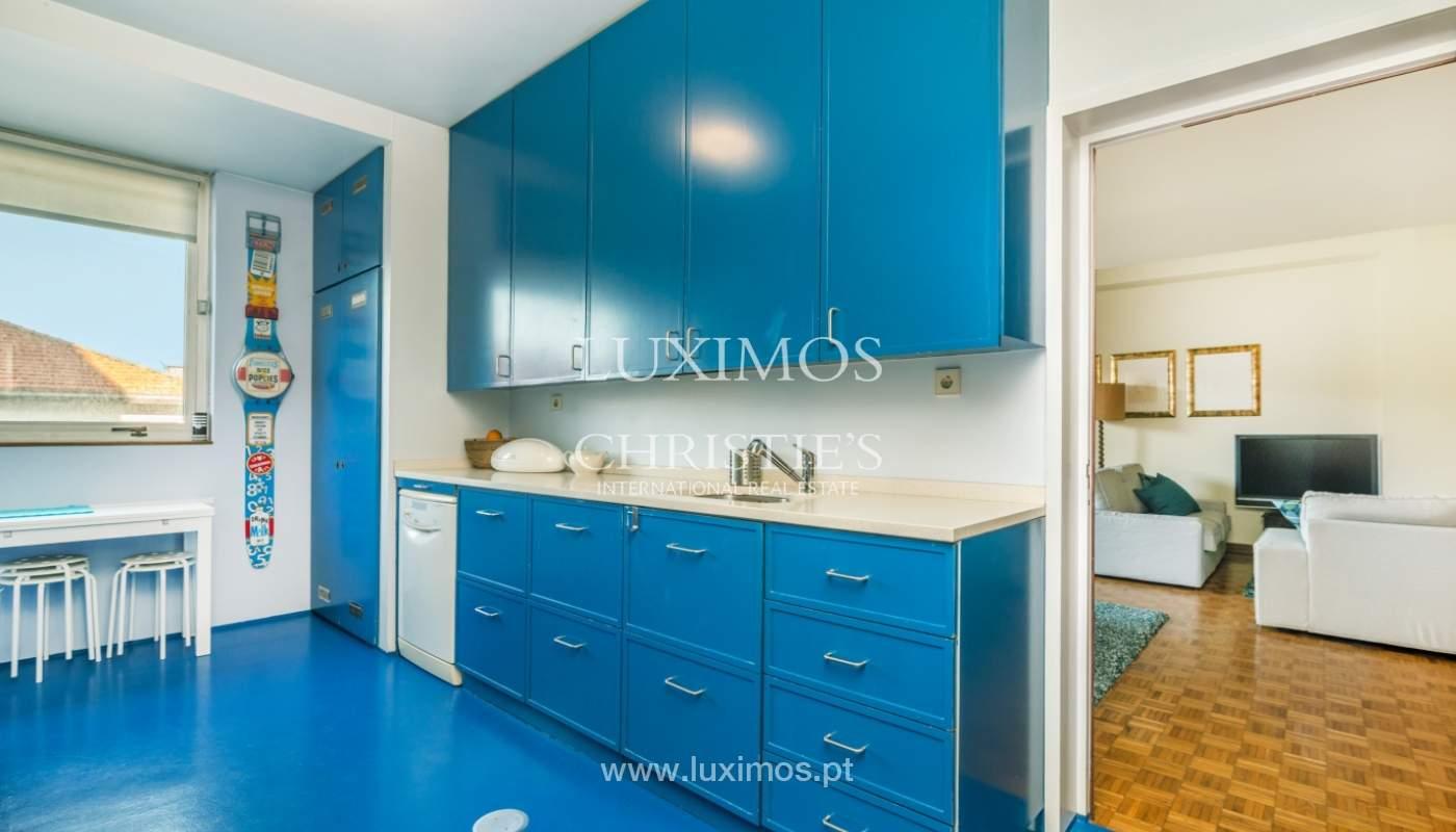 Apartamento con balcón, pata alquilar, en Ramalde, Porto, Portugal_143332