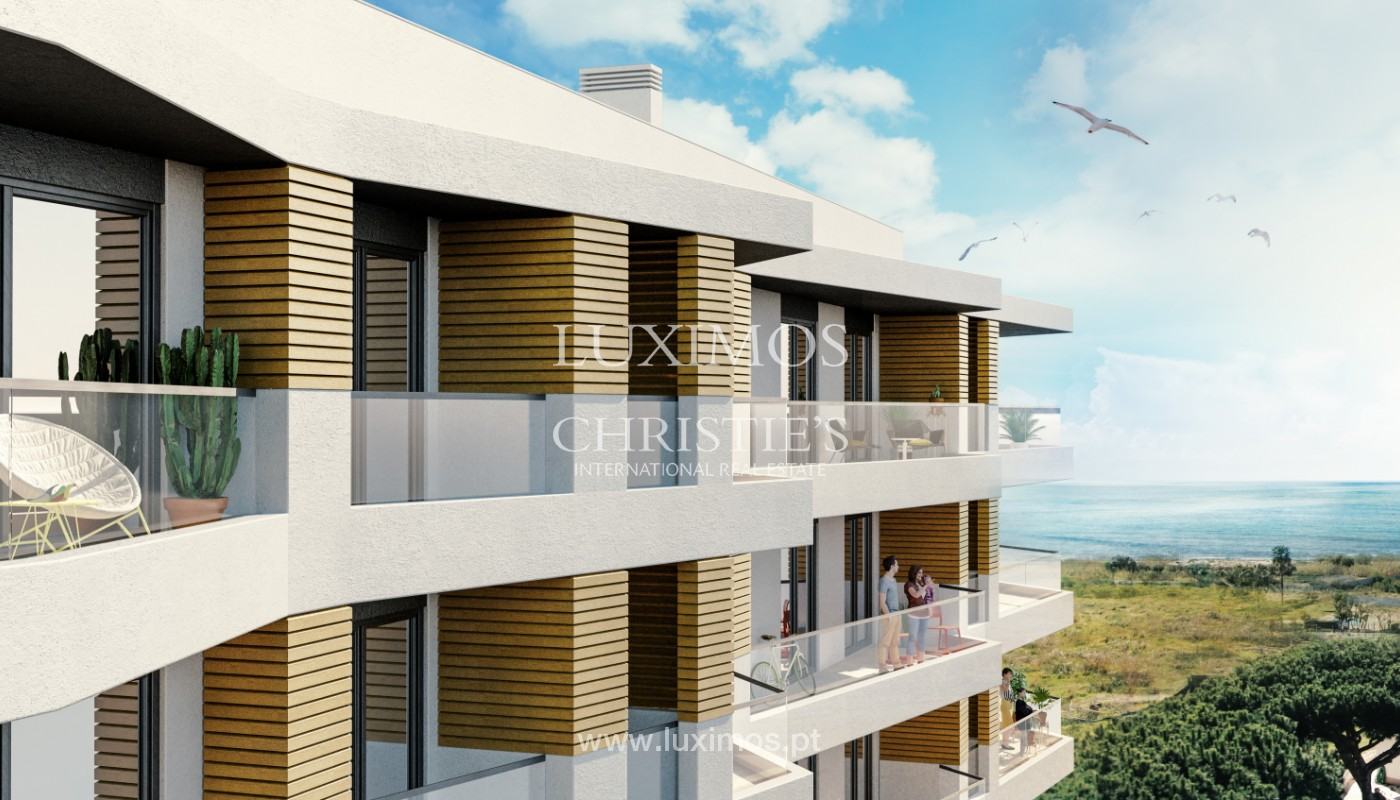 Wohnung T1 in der Endphase, Die 5, mit Aussicht, in Quarteira_143346