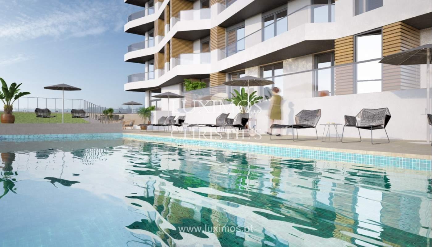 Wohnung T1 in der Endphase, Die 5, mit Aussicht, in Quarteira_143373