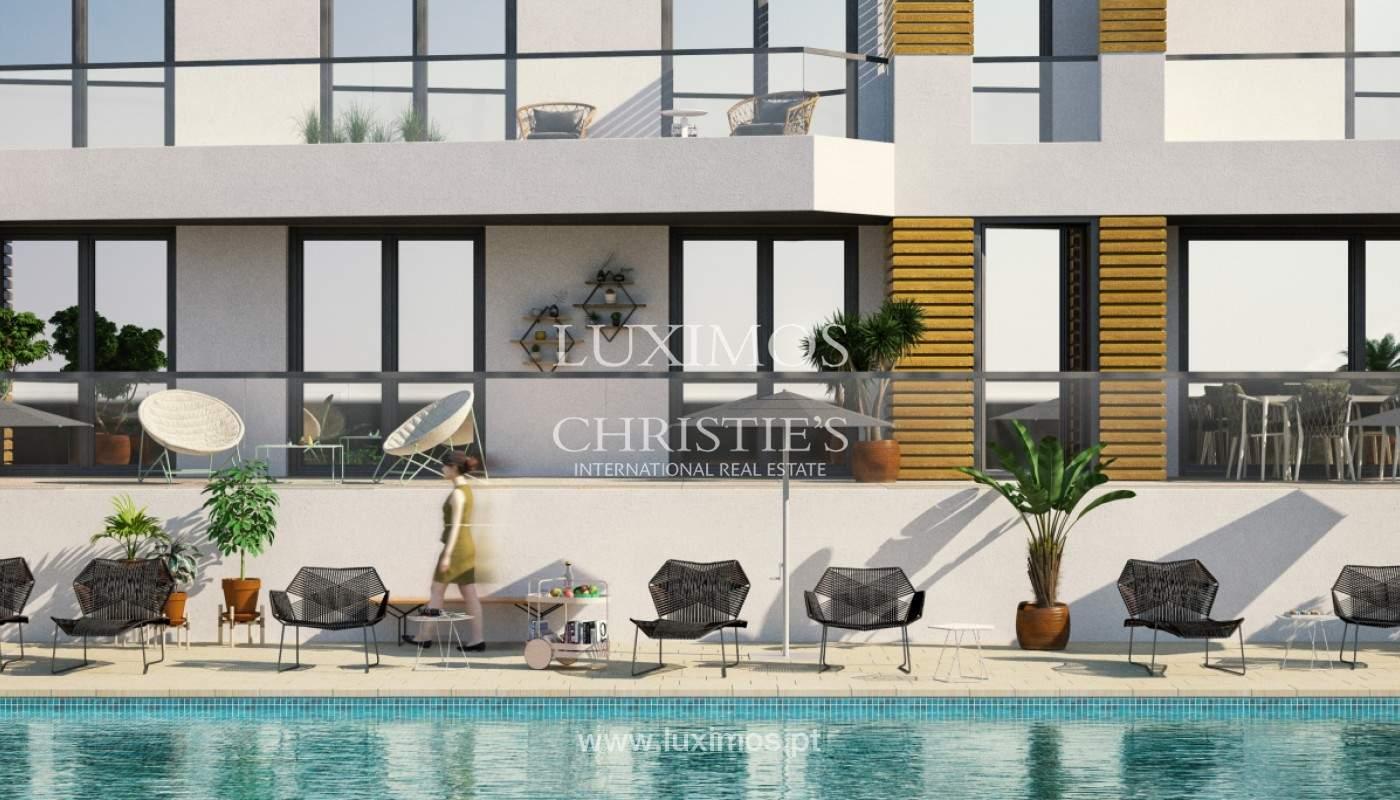Wohnung T1 in der Endphase, Die 5, mit Aussicht, in Quarteira_143374