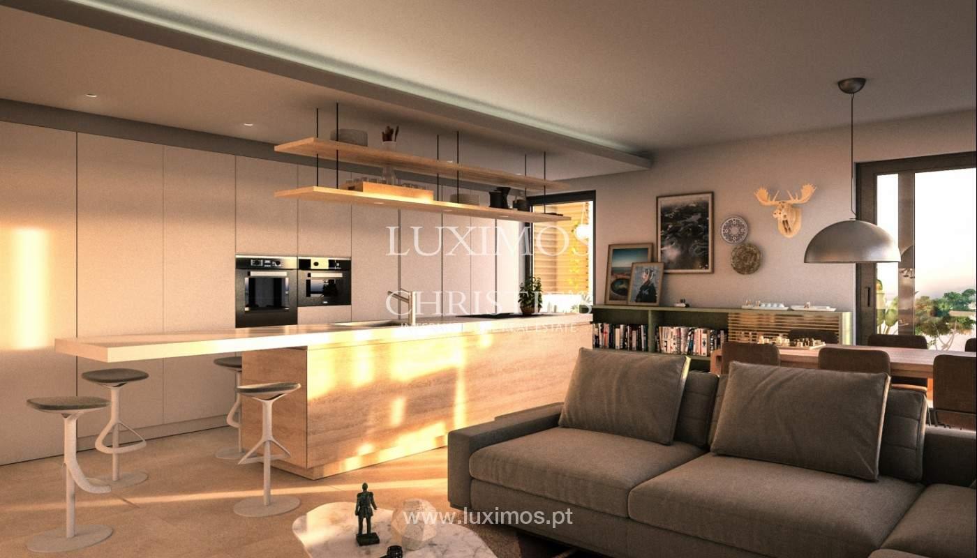 Wohnung T1 in der Endphase, Die 5, mit Aussicht, in Quarteira_143375