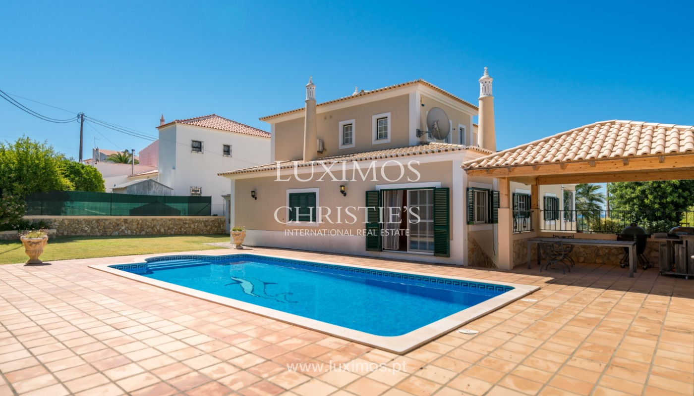 Villa with pool and garden, for sale, Boliqueime, Algarve, Portugal_143488