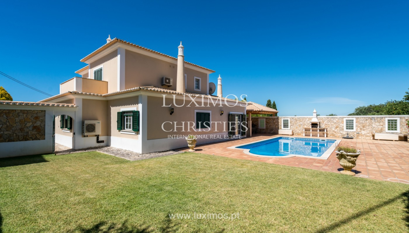 Villa with pool and garden, for sale, Boliqueime, Algarve, Portugal_143492