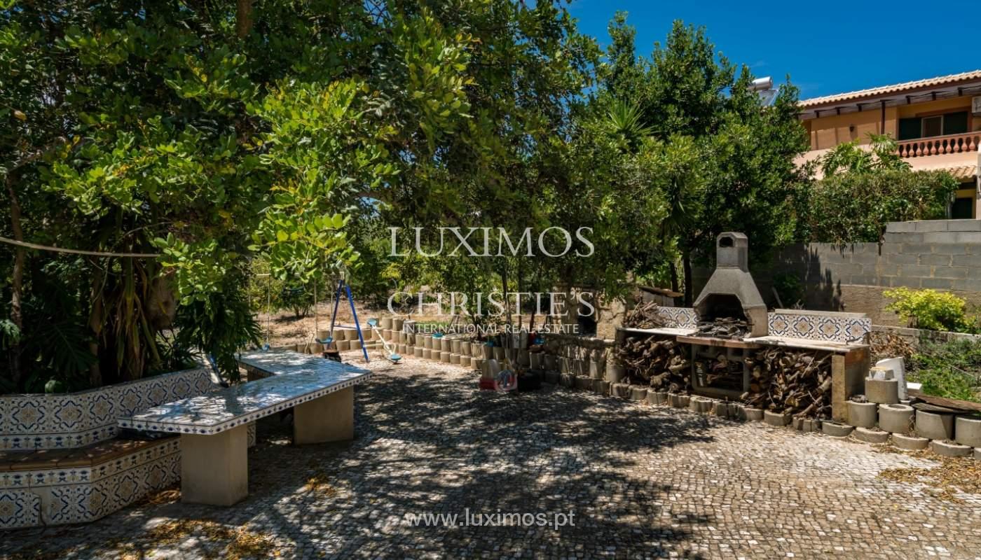 Moradia V4 com terreno e piscina interior, para venda, em Albufeira_143783