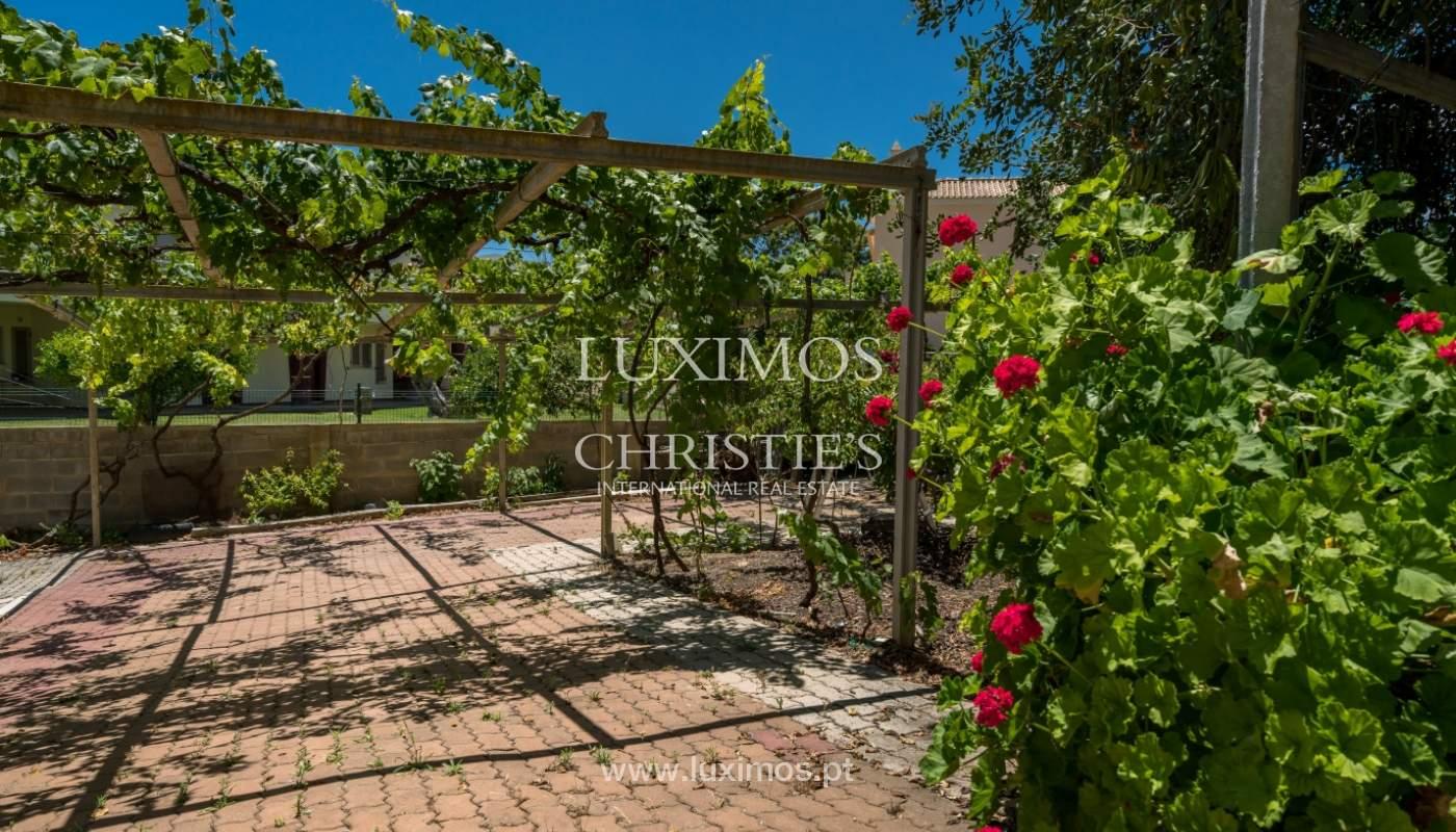 4-Schlafzimmer-Villa mit Land, verkaufen, Albufeira, Algarve, Portugal_143785