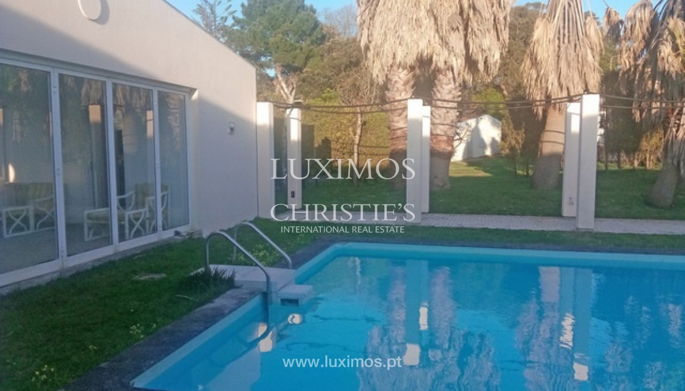 Sale of villa with garden and pool, by sea, in Porto, Portugal_143892