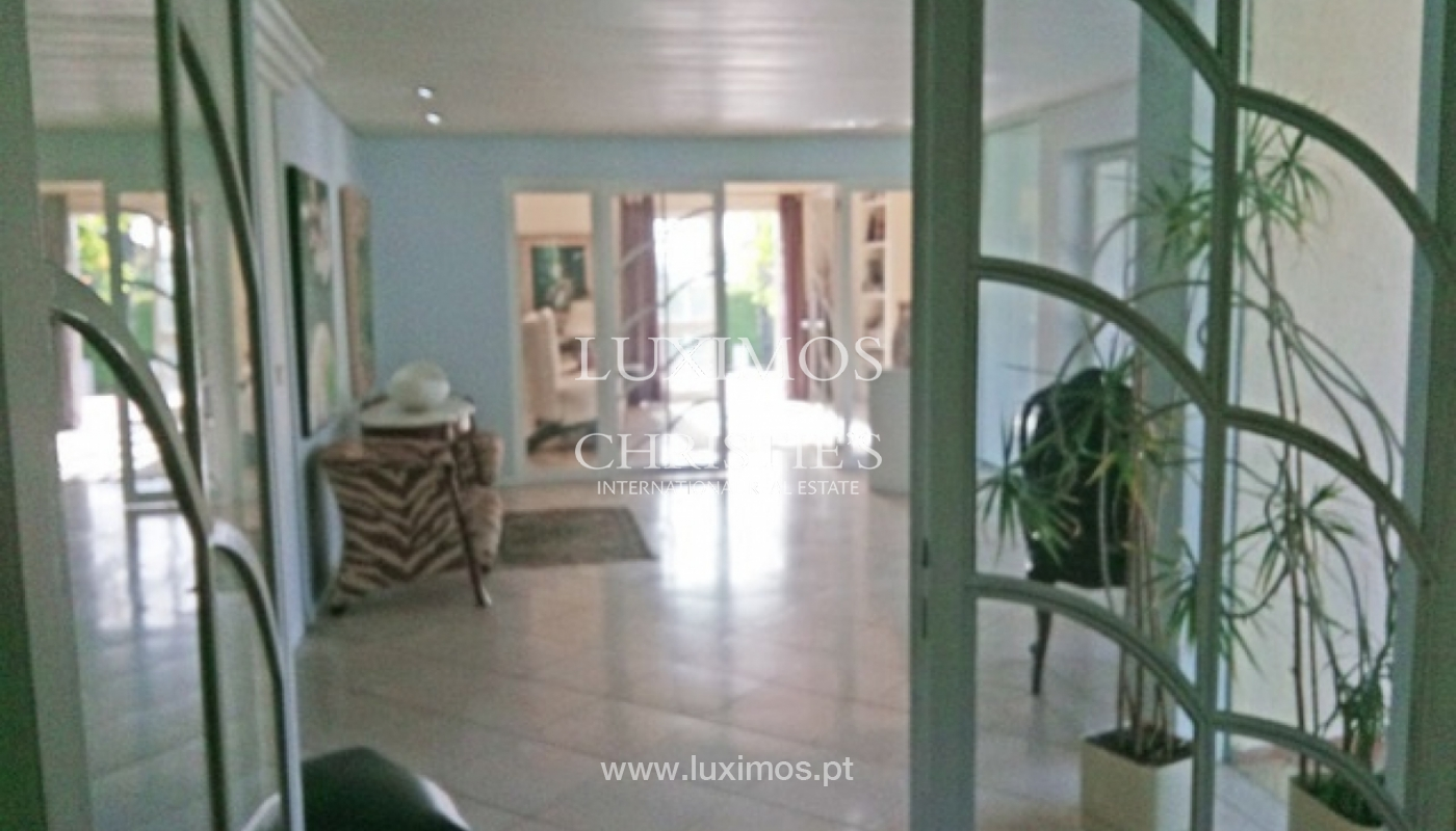 Sale of villa with garden and pool, by sea, in Porto, Portugal_143896