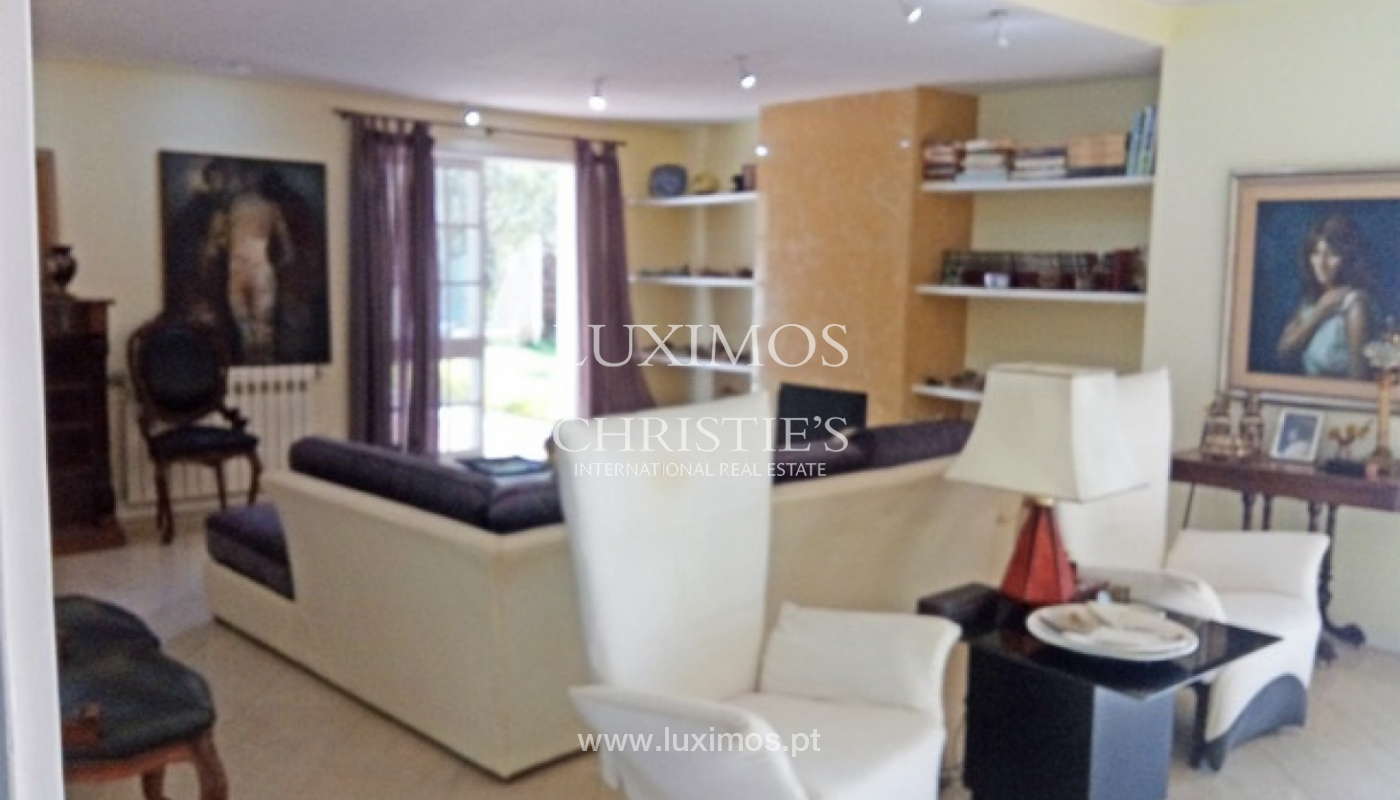 Sale of villa with garden and pool, by sea, in Porto, Portugal_143901