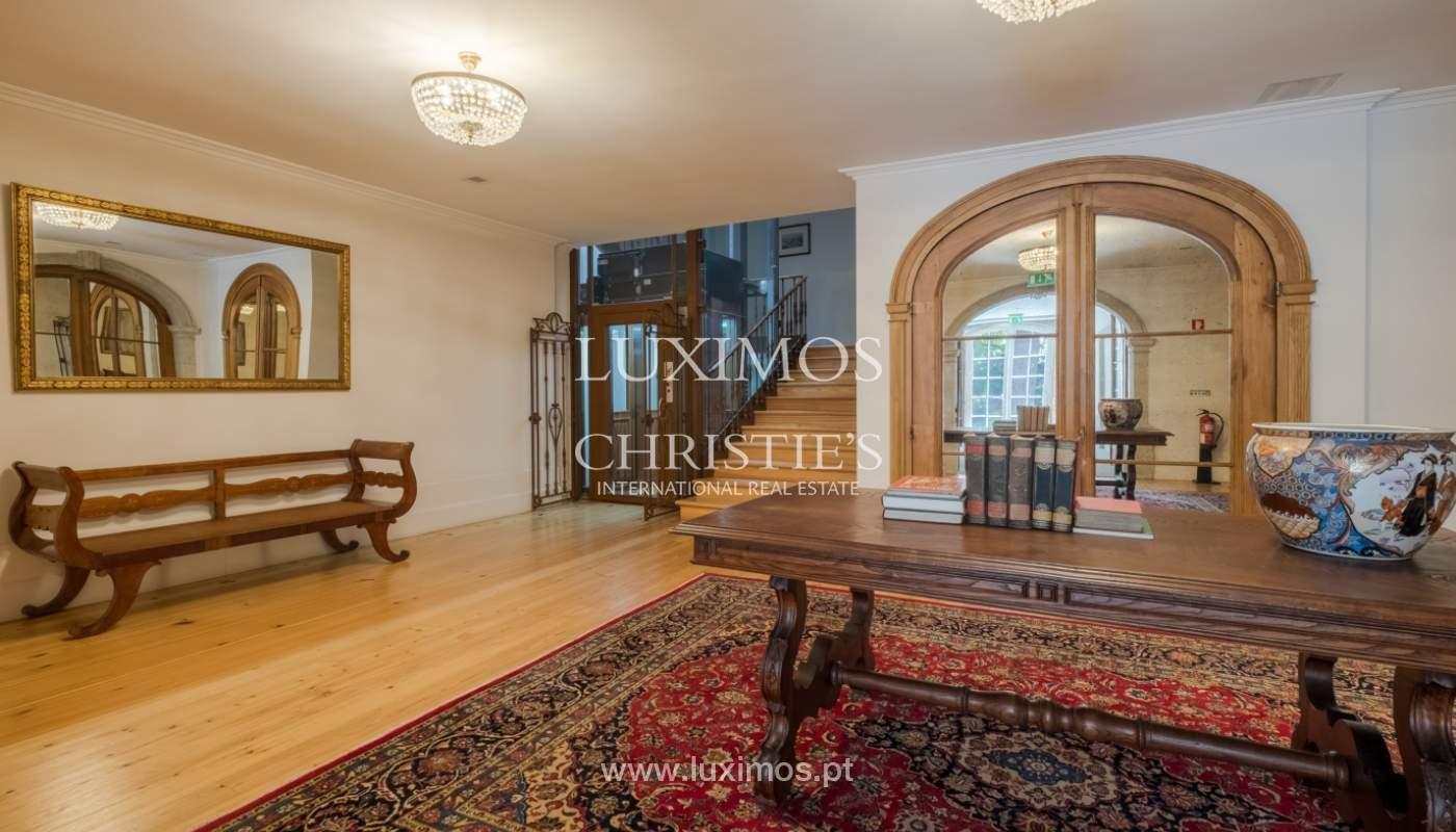 Penthouse de luxe, dans un condominium privé, dans le centre de Porto, Portugal_143909