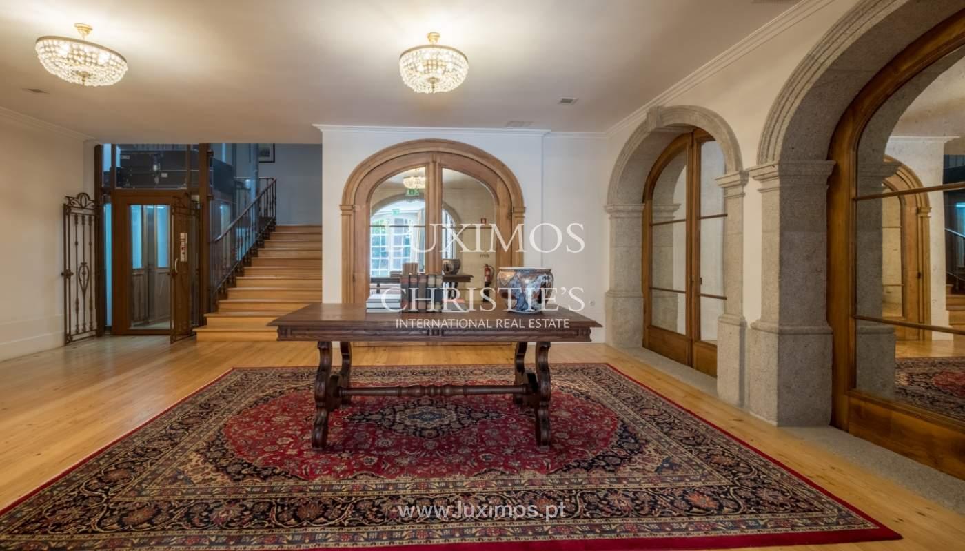 Penthouse de luxe, dans un condominium privé, dans le centre de Porto, Portugal_143911