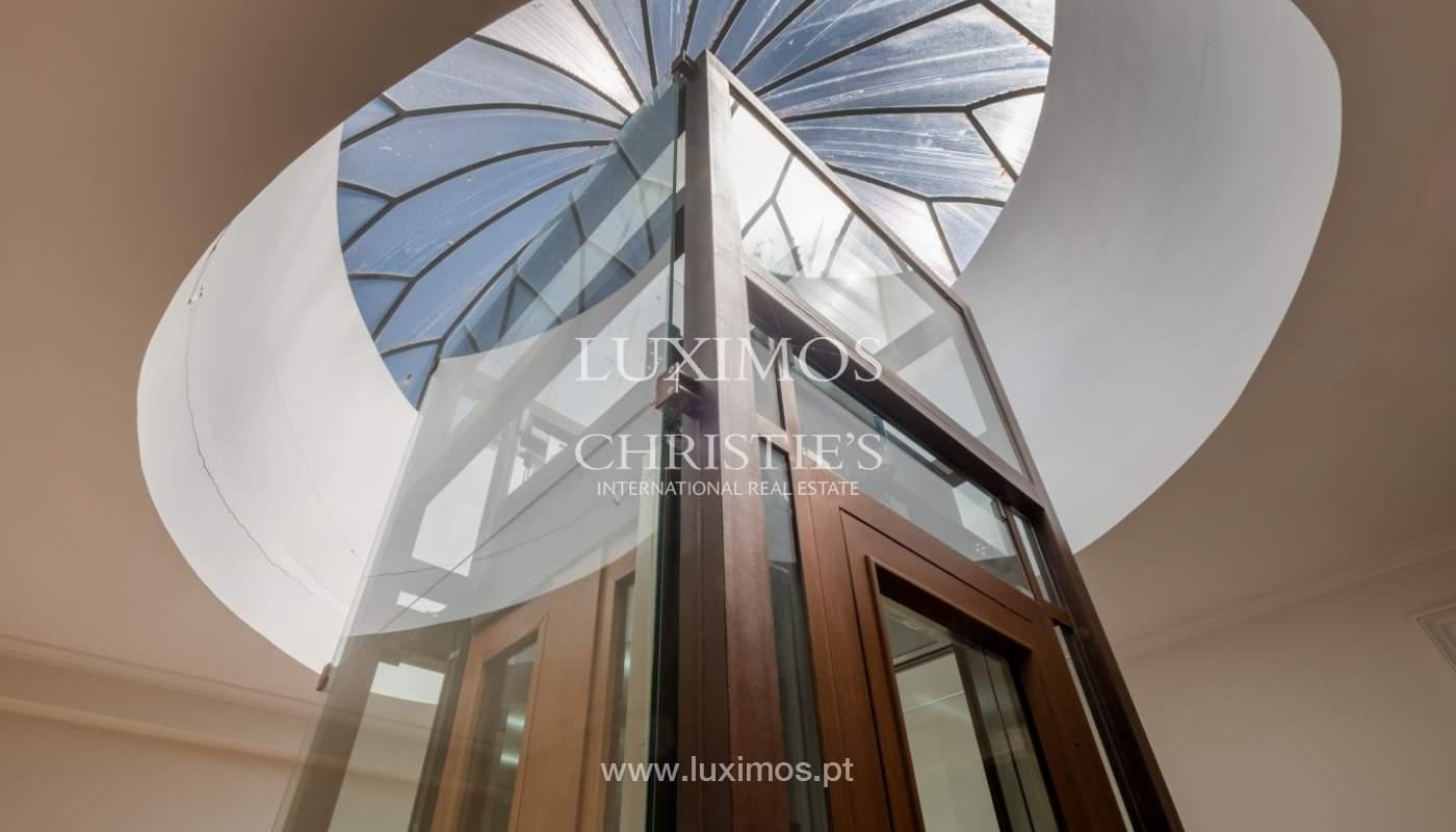 Penthouse de luxe, dans un condominium privé, dans le centre de Porto, Portugal_143914