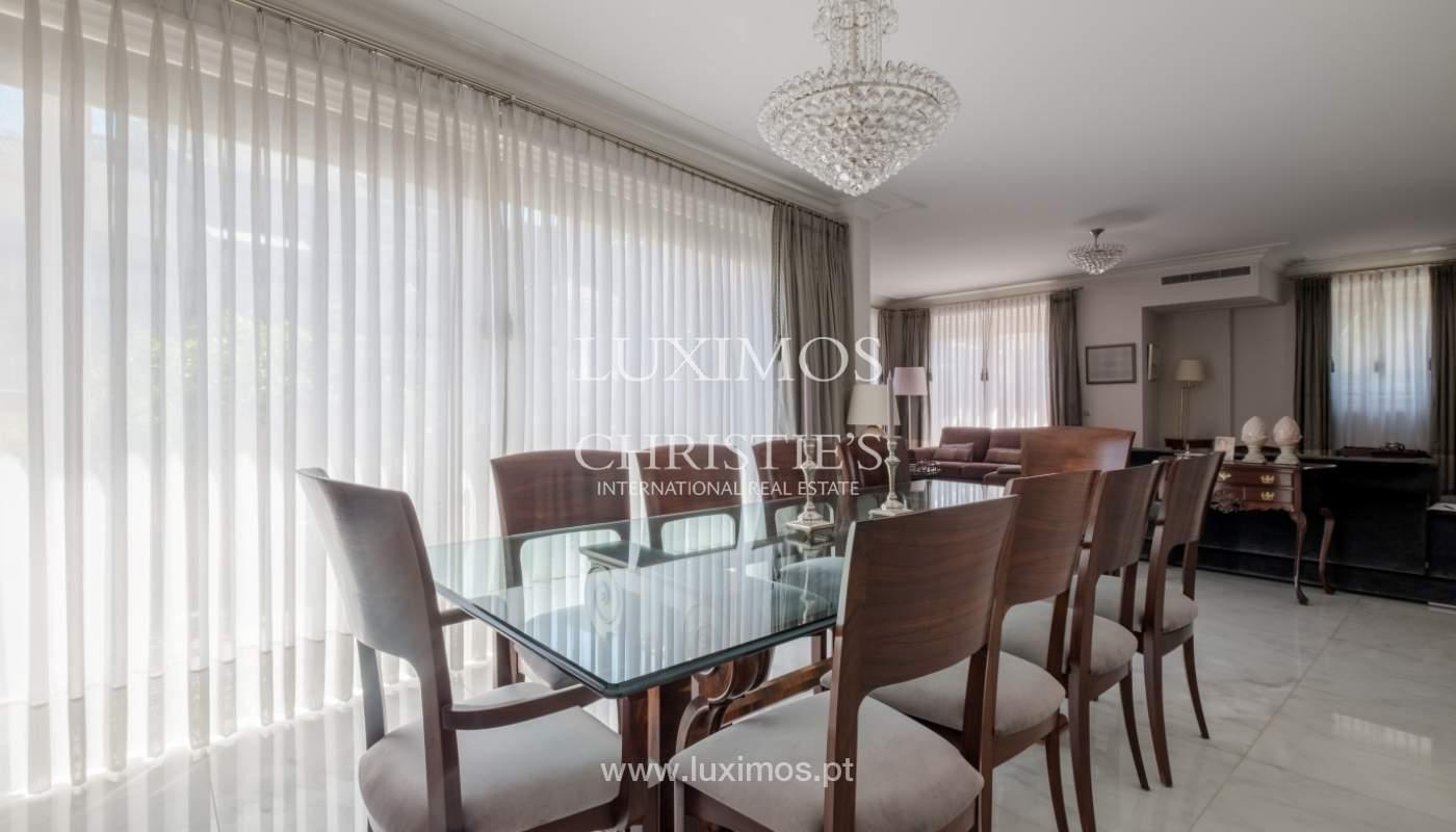 Penthouse de luxe, dans un condominium privé, dans le centre de Porto, Portugal_143915