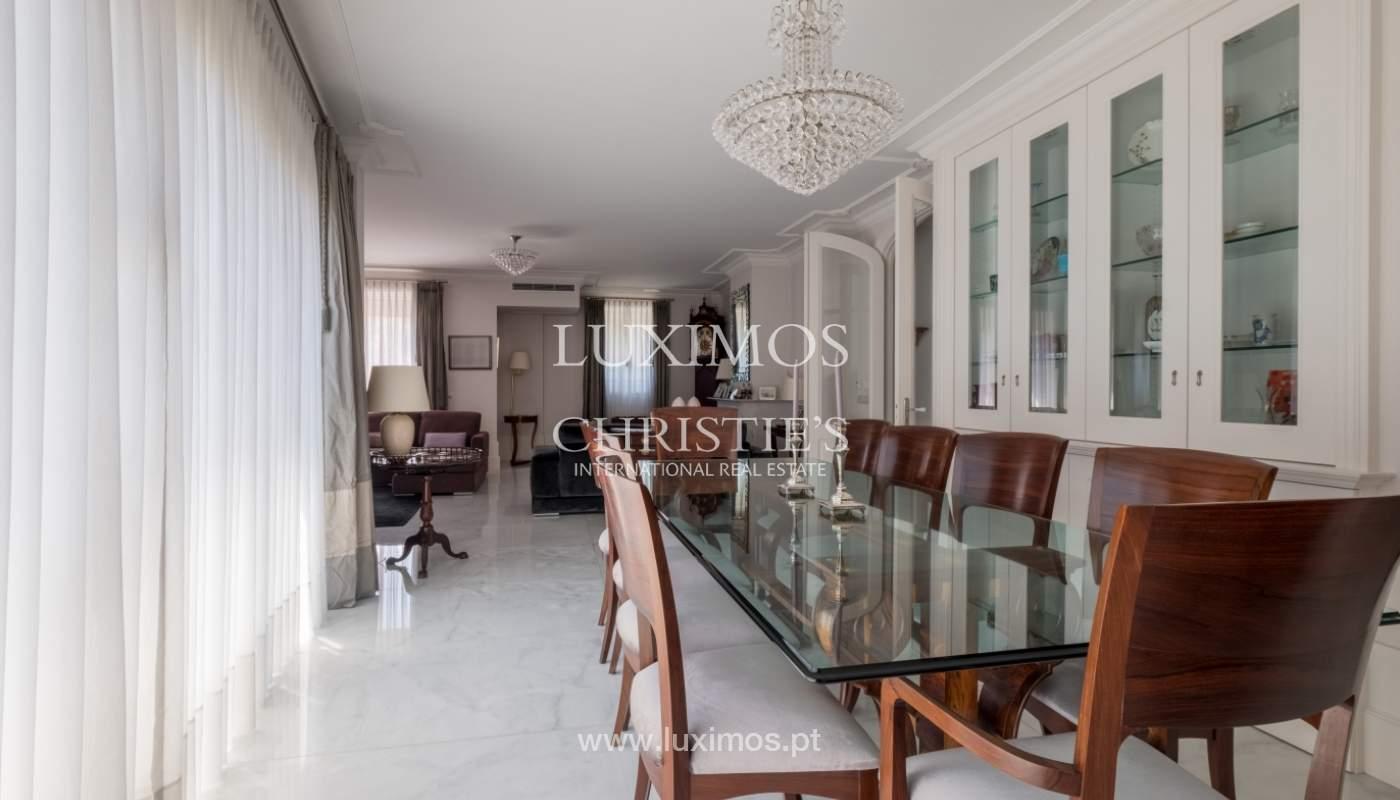 Penthouse de luxe, dans un condominium privé, dans le centre de Porto, Portugal_143917