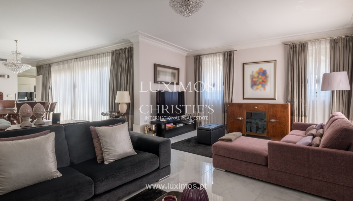 Penthouse de luxe, dans un condominium privé, dans le centre de Porto, Portugal_143920