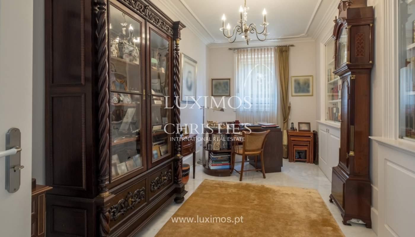 Penthouse de luxe, dans un condominium privé, dans le centre de Porto, Portugal_143922