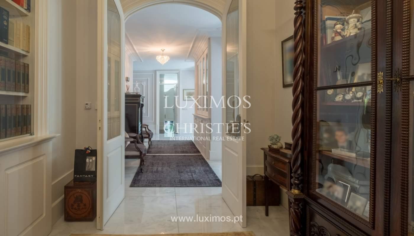 Penthouse de luxe, dans un condominium privé, dans le centre de Porto, Portugal_143923