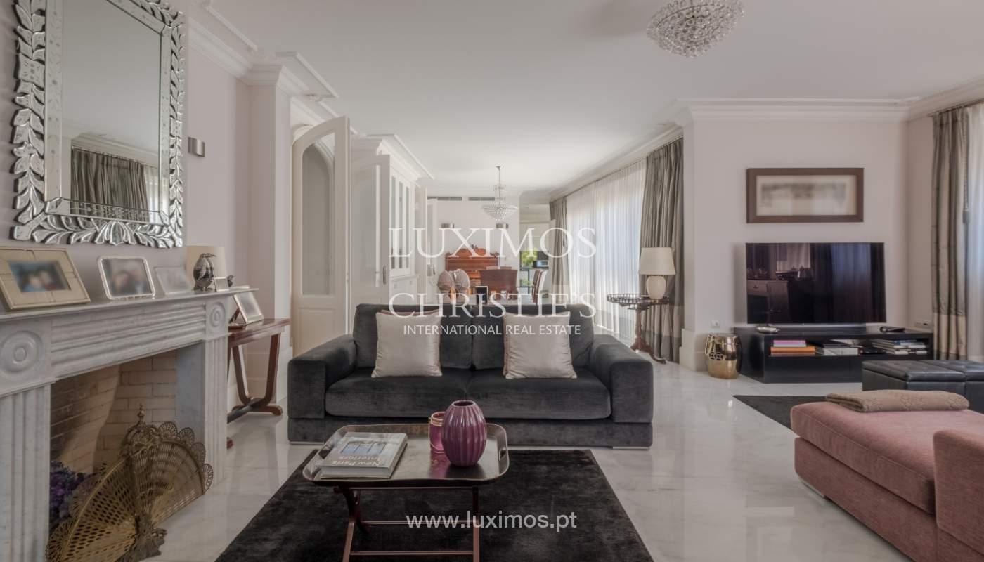 Penthouse de luxe, dans un condominium privé, dans le centre de Porto, Portugal_143925