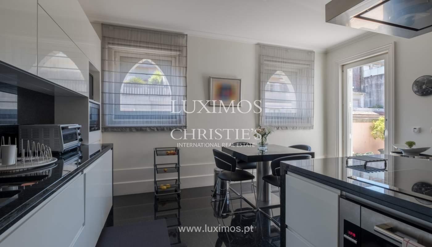 Penthouse de luxe, dans un condominium privé, dans le centre de Porto, Portugal_143927