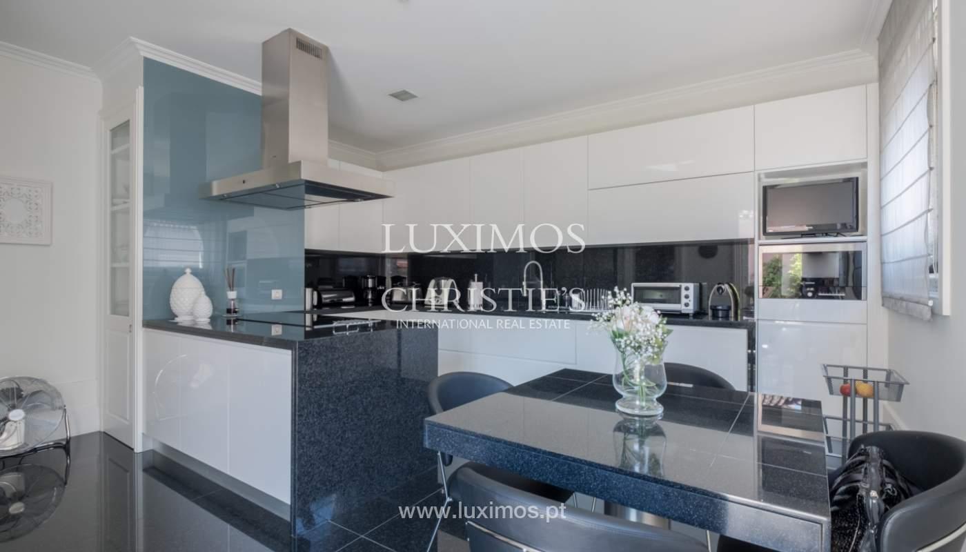 Penthouse de luxe, dans un condominium privé, dans le centre de Porto, Portugal_143929