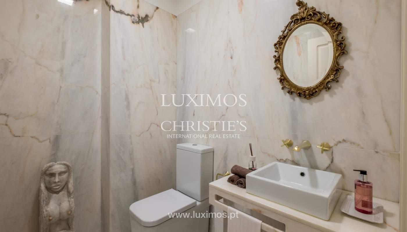 Penthouse de luxe, dans un condominium privé, dans le centre de Porto, Portugal_143936
