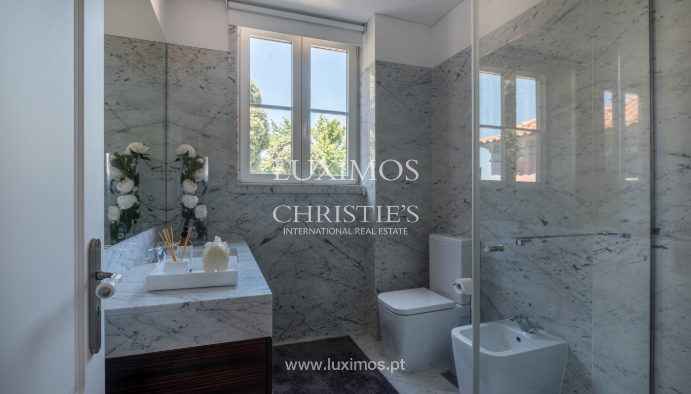 Penthouse de luxe, dans un condominium privé, dans le centre de Porto, Portugal_143943