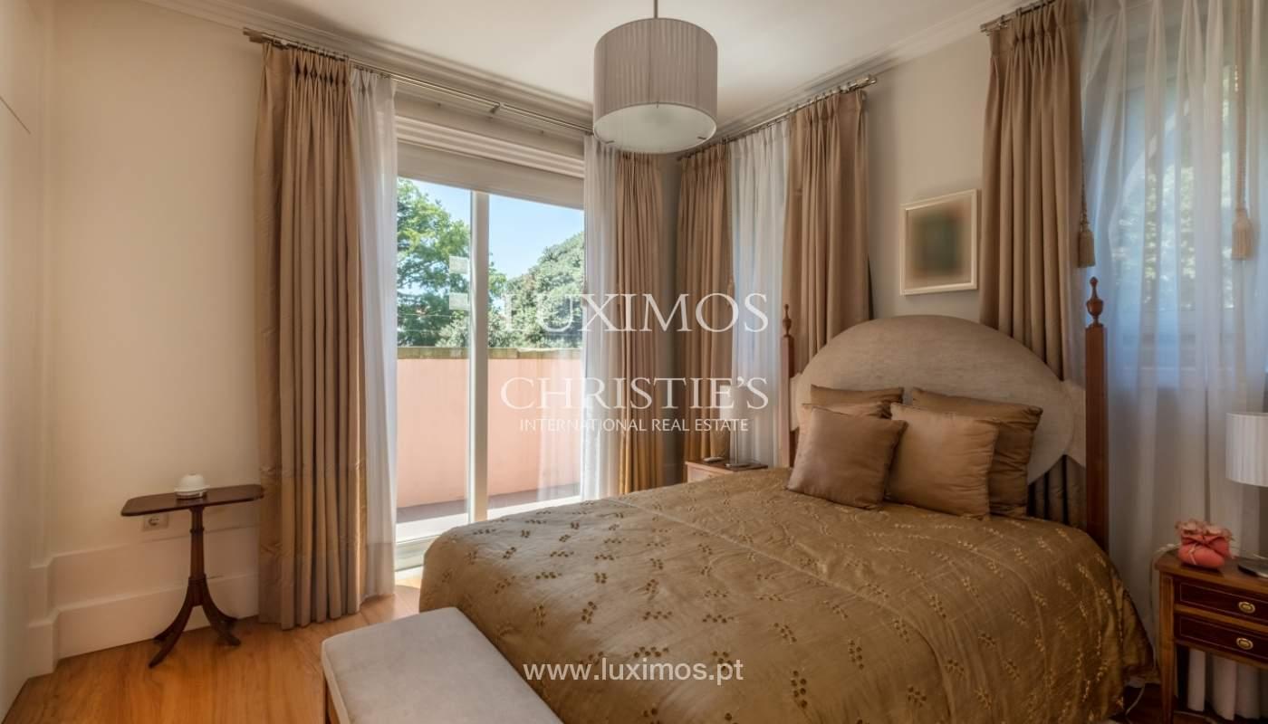Penthouse de luxe, dans un condominium privé, dans le centre de Porto, Portugal_143947