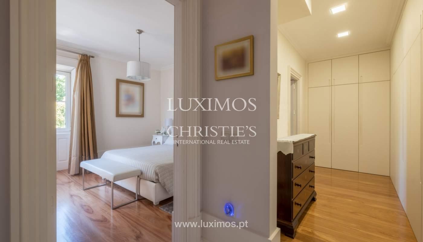 Penthouse de luxe, dans un condominium privé, dans le centre de Porto, Portugal_143950