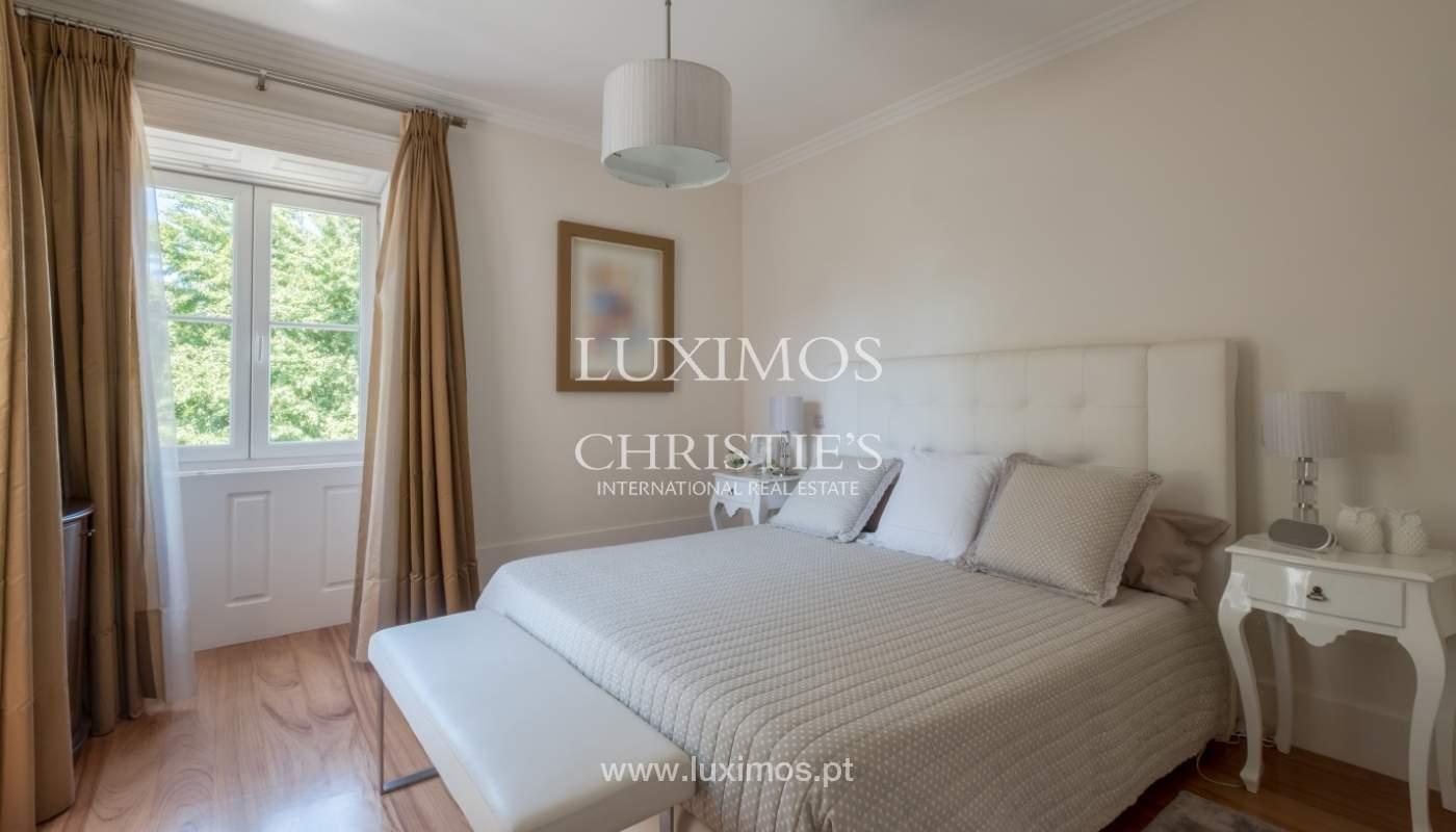 Penthouse de luxe, dans un condominium privé, dans le centre de Porto, Portugal_143951