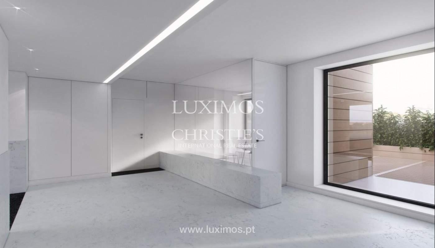 Luxuswohnung in Eigentumswohnung, zum verkauf, Foz do Douro, Portugal_143983