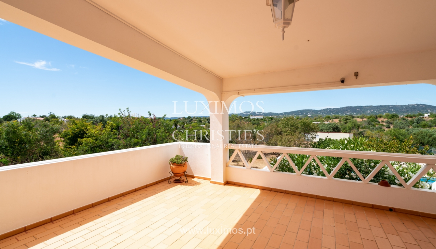 4 Bedroom Villa with Swimming Pool, for sale, Quelfes, Olhão, Algarve_144151