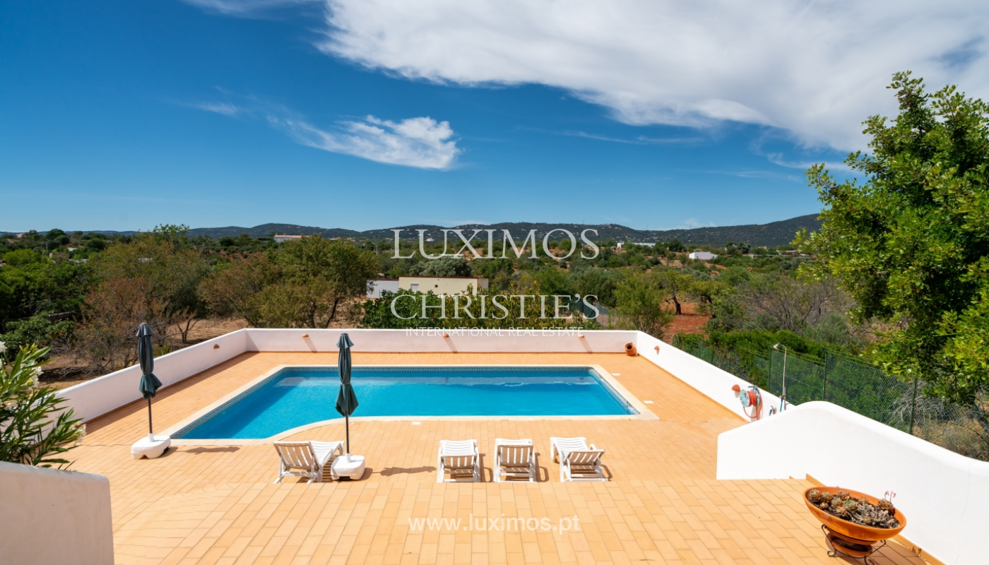 4 Bedroom Villa with Swimming Pool, for sale, Quelfes, Olhão, Algarve_144154