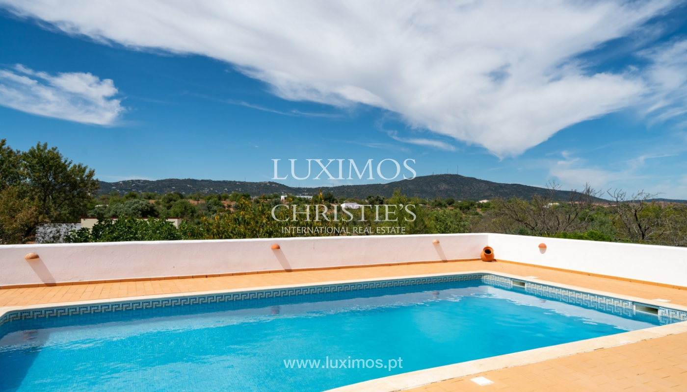 4 Bedroom Villa with Swimming Pool, for sale, Quelfes, Olhão, Algarve_144155