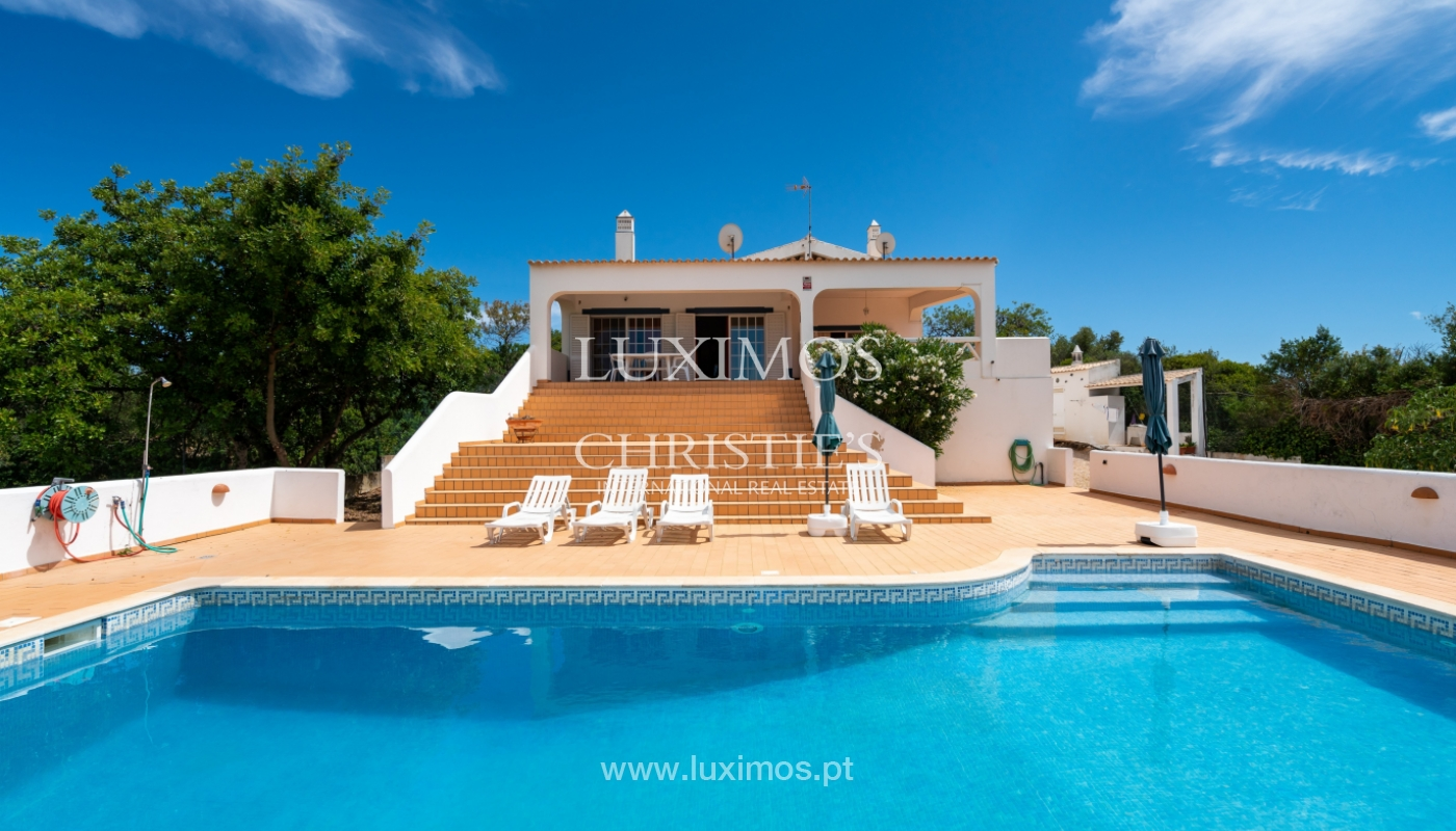 4 Bedroom Villa with Swimming Pool, for sale, Quelfes, Olhão, Algarve_144158