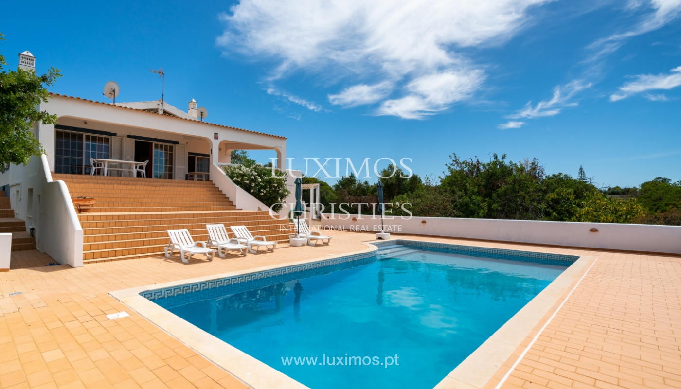 4 Bedroom Villa with Swimming Pool, for sale, Quelfes, Olhão, Algarve_144160