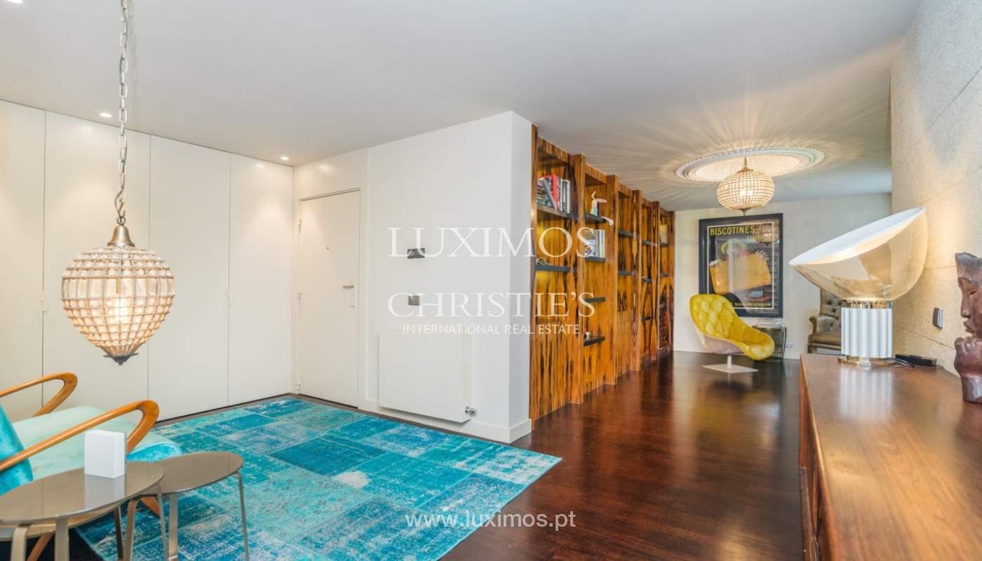 Verkauf Luxuswohnung mit Terrasse, privater Eigentumswohnung, Foz, Portugal_144292