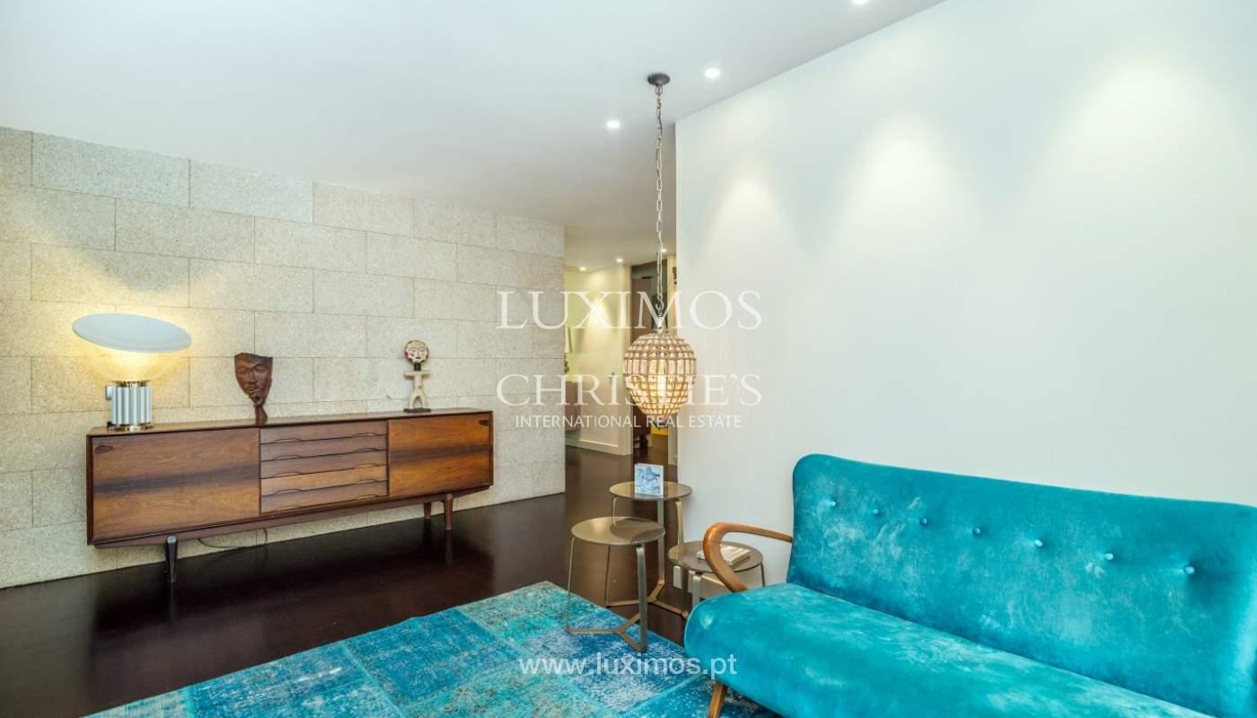 Verkauf Luxuswohnung mit Terrasse, privater Eigentumswohnung, Foz, Portugal_144293